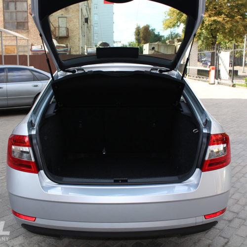 Skoda Octavia A7 Rental
